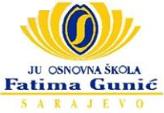 """JU Osnovna škola """"Fatima Gunić"""" Sarajevo"""